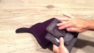 ActiveWrap Wrist & Hand Hot Cold Wrap Compress For Pain