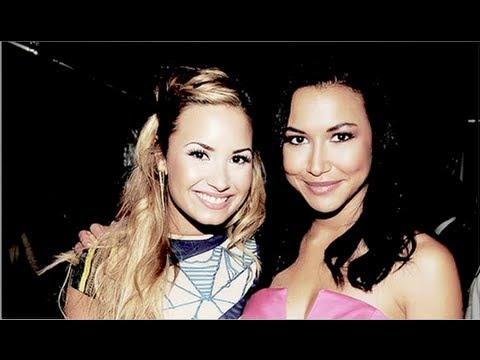 Demi Lovato & Naya Rivera 'Glee' Duet -- FIRST LISTEN!