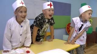 Детское кино. Супер врачи!!!
