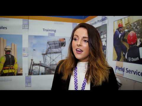 3sun Group - Offshore Europe 2017 Video