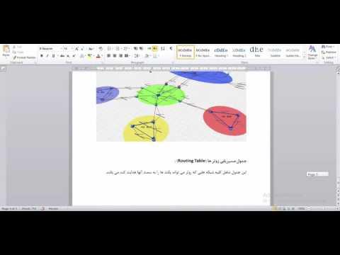 آموزش فارسی مدرک CCNP Routing مسیریابی شبکه های سیسکو - قسمت 1