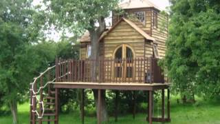 High Life Treehouses - Treehouse Design And Construction Specialists