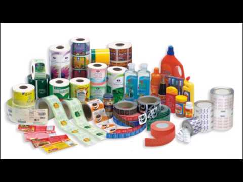 Self Adhesive Label and Sticker Manufacturing Business for Sale in Chennai