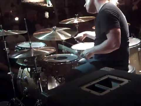 jimmy paxson drum solo @ panchos with day after daze