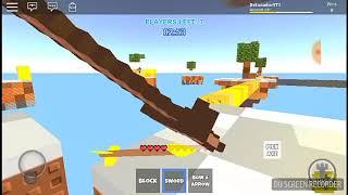 Skywars no Roblox deu m**** !!!!