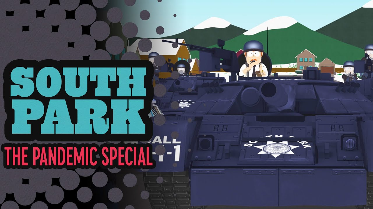 Download South Park Police Equipped To Manage Town in Chaos - SOUTH PARK