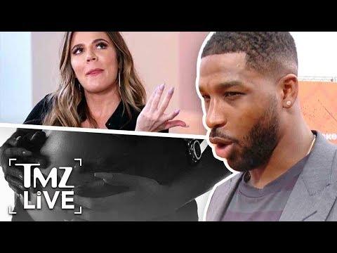 Tristan & Khloe  Cheating Scandal Revealed! | TMZ Live