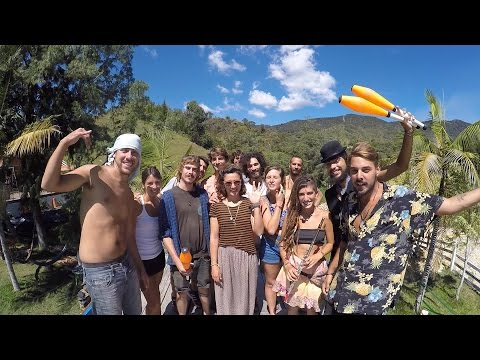 Life at Casa Kayam - Hostel & Artistic Residence in Guatape, Colombia