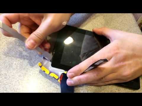 Kindle Fire Screen Repair FAST and EASY
