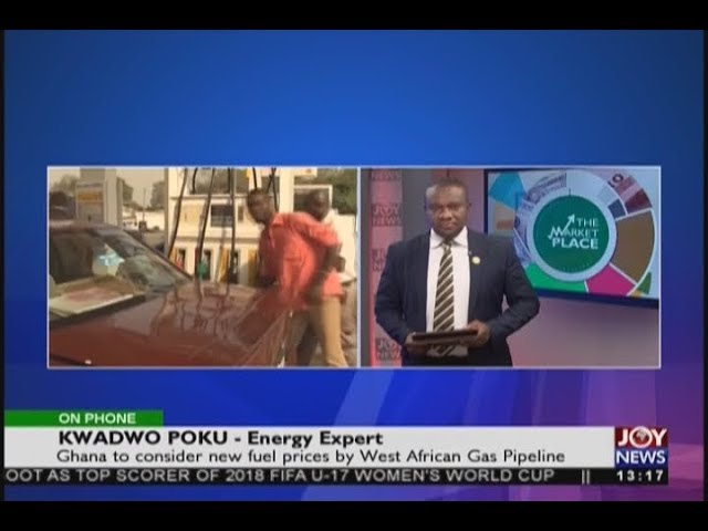 Fuel Prices - The Market Place on JoyNews (3-12-18)
