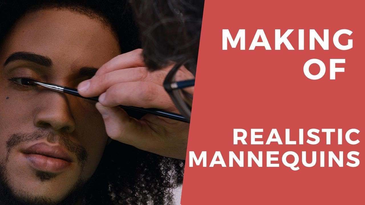 Making Of - Realistic Mannequins