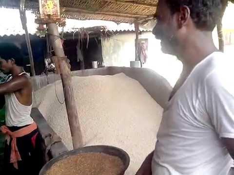Small Muri making machine, Small Rice Puffing Machine.