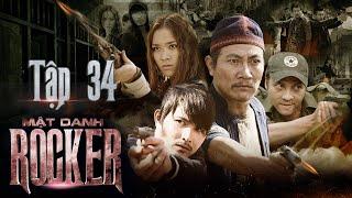 Phim Hành Động Xã Hội Đen - Mật Danh Rocker Tập 34 | Phim Hình Sự Trinh Thám Việt