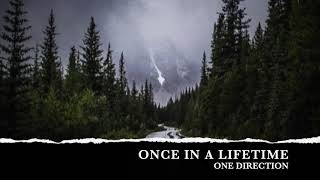Once In A Lifetime - One Direction (slowed down + rainy mood)