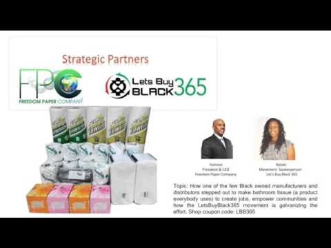 LetsBuyBlack365   The Freedom case study for the potential of gcooperative economics