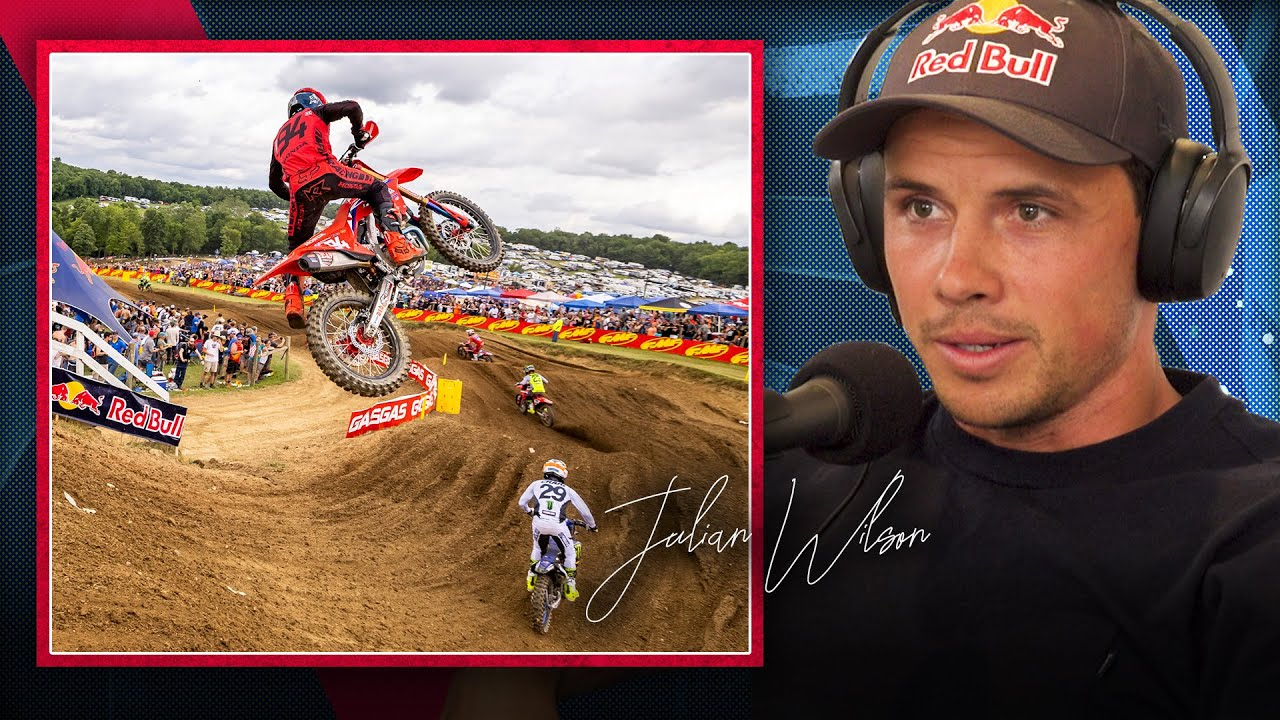 """You just want him to do it"" - Olympic Surfer Julian Wilson on Motocross points leader Ken Roczen"