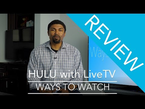 Hulu with Live TV   Is it worth the money?