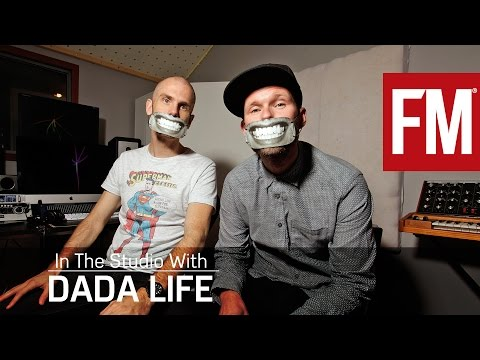 Dada Life In The Studio With Future