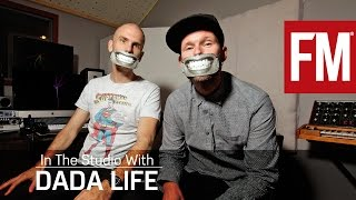 Dada Life In The Studio With Future Music