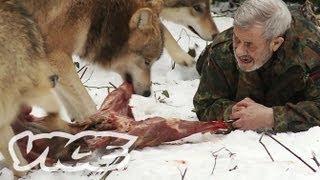 オオカミ男 - Living with Wild Wolves