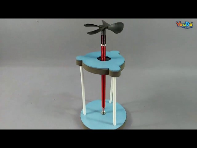 Frictionless Propeller Kit II YouDo Videos