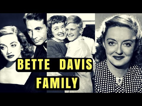 Bette Davis Daughter bd hyman, margot merrill, son, husbands, movies, spouse, family, biography 2017