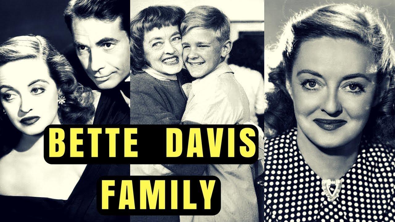 Bette Davis Daughter Bd Hyman Margot Merrill Son
