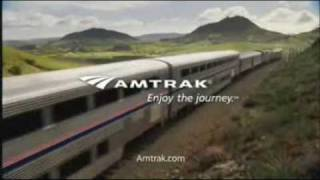 Amtrak Acela 2009 TV Commercial