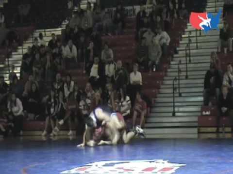 College Wrestling Highlights: Colorado State-Pueblo vs. Oklahoma City University