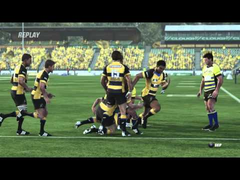 Rugby Challenge 3 Be A Pro Gameplay Ep 4 – New Position, New Lease on Life!!!