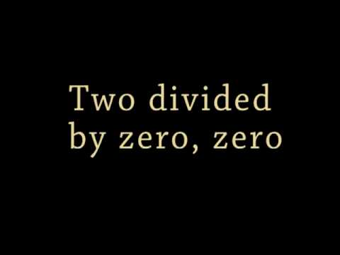 Pet Shop Boys   Two Divided by Zero Lyrics Video