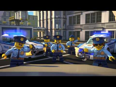 Brick Boss | Part 2 - LEGO City Police