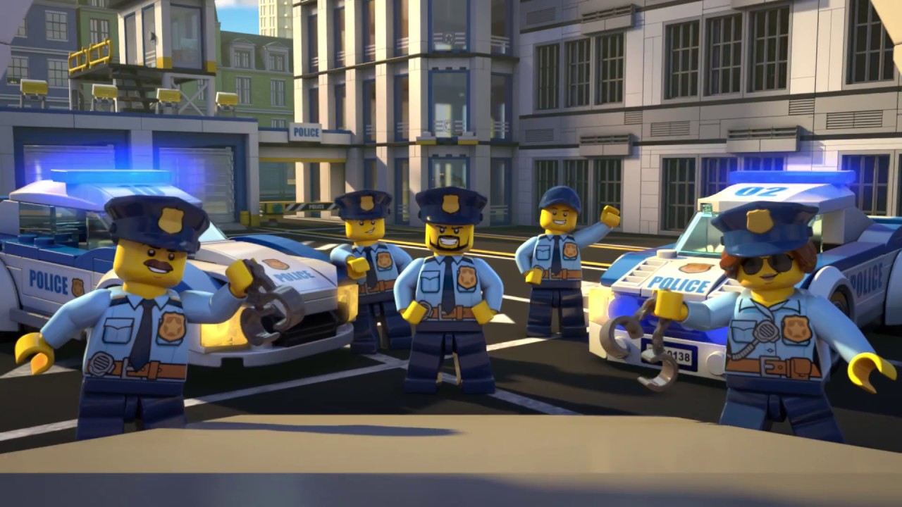 brick boss part 2 lego city police - Lgo City Police