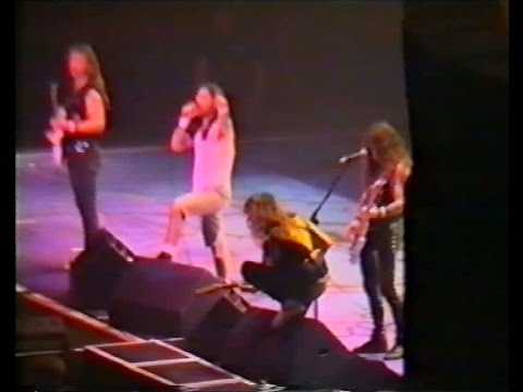 Iron Maiden - Stuttgart 19.04.1993  full concert
