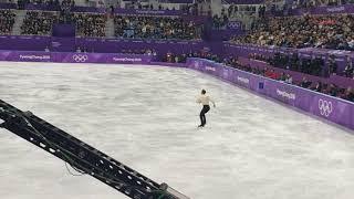 Full Live Fernandez Javier 2018 Pyeong Chang Olympic Free Figure Skating ハビエル フェルナンデス ピョンチャンオリンピック