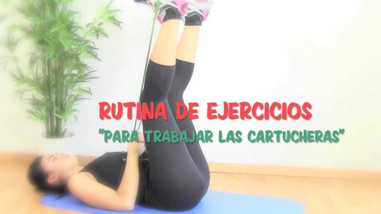 Reducir cartucheras para ejercicios
