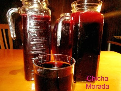 Disfruta de un rico vaso de chicha. (Video: Youtube)