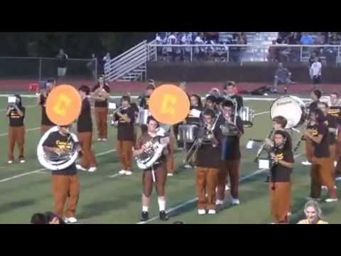 Carmel Catholic High School Marching Band 2012