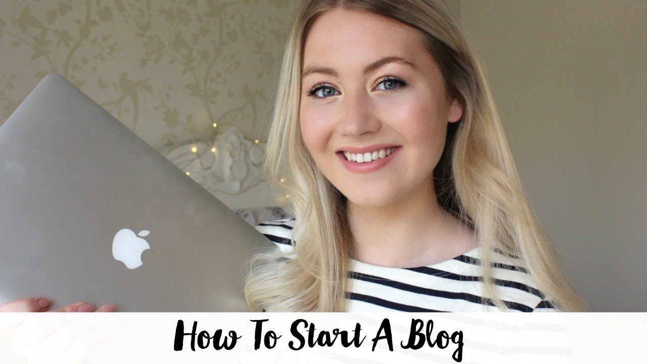 how to make a blog step by step for beginners