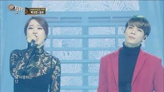Gambar cover 【TVPP】 Jonghyun(SHINee),Baek JiYoung – The Woman , 종현(샤이니),백지영 - 그 여자 @2015 KMF