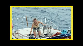 Breaking News | The True Story of Adrift - Tami Oldham and Richard Sharp Real Story of Adrift Movie
