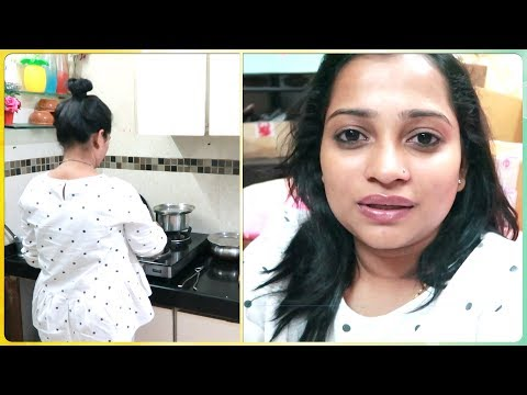 Pooja chali gayi kaam ko chodke par pata hai kyu || Indian Mom on Duty Vlog thumbnail