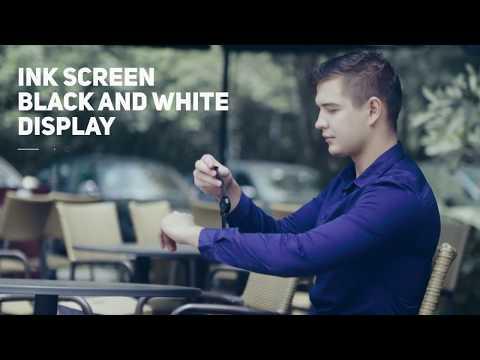 hqdefault - GLIGO E-Ink Smartwatch: a stylish hybrid with incredible battery life