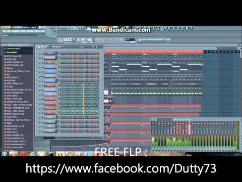 Alesso & Dirty South - City Of Dream [REMAKE]  FREE FLP