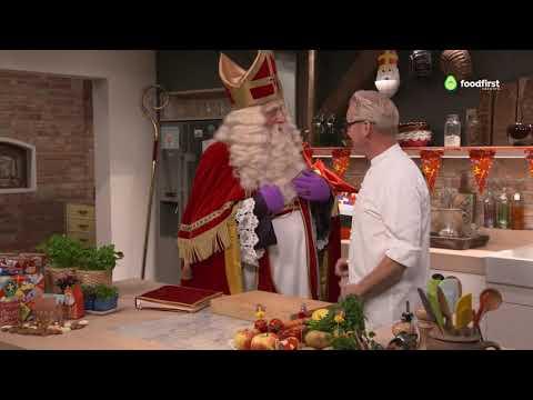 🎁 SINTERKLAAS In De Bakery Van Rudolph Van Veen - FoodFirst Network