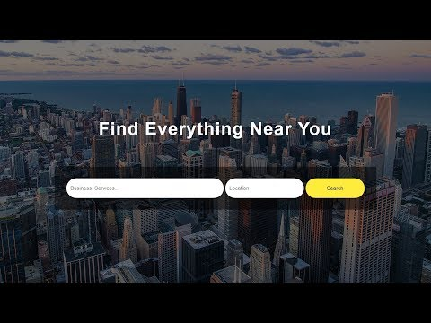 How To Make Search Box In Website Using HTML And CSS | Create Search Form In HTML CSS