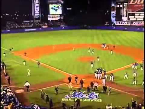 Robin Ventura's Grand Slam single 1999 NLCS (Gary Cohen)