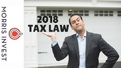 2018 Tax Reform Real Estate