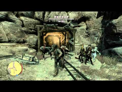 Red Dead Redemption: Undead Nightmare Launch Trailer