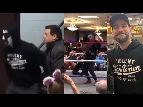 ÚLTIMA HORA: CM Punk regresa al Wrestling | CM Punk Returns To Pro Wrestling Under A Mask